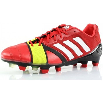 Chaussures Homme Football adidas Performance Nitrocharge 1.0 TRX FG Rouge