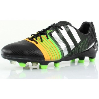 Chaussures Homme Football adidas Performance Nitrocharge 1.0 FG Noir