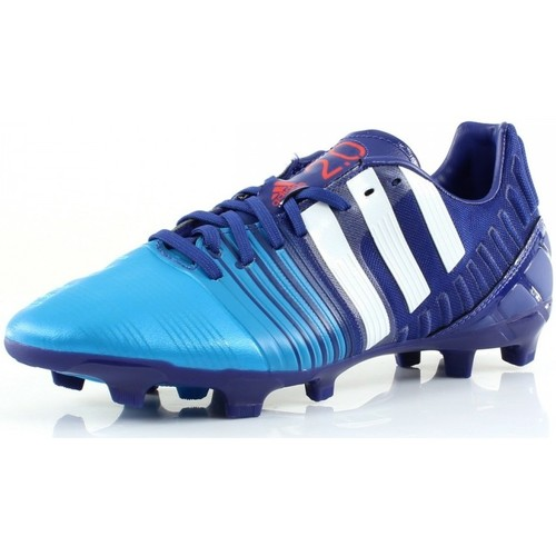 adidas Performance Nitrocharge 2.0 FG Bleu - Chaussures Football Homme