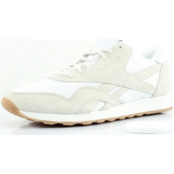 Chaussures Homme Baskets basses Reebok Sport CL Nylon Affiliates Beige