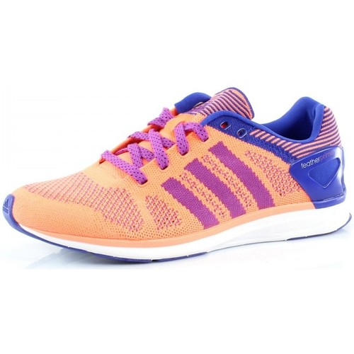 Chaussures Femme Running / trail adidas Performance Adizero Feather Prime W Orange