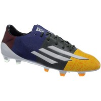 Chaussures Homme Football adidas Originals F50 Adizero FG Messi Jaune