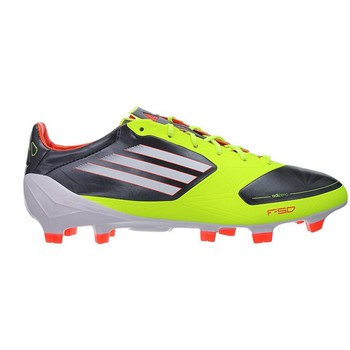 Chaussures Homme Football adidas Originals F50 Adizero Trx FG Synthetik Noir