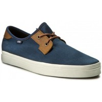 Chaussures Homme Baskets mode Vans Chaussures  M Michoacan Sf - Herringbone Twill / Dress Blues Bleu