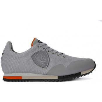 Blauer Homme New Run Mesh Silver