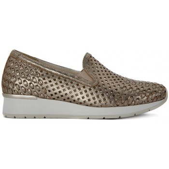 Chaussures Femme Baskets basses Melluso SLIP ON ALBA Multicolore