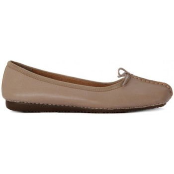 Chaussures Femme Ballerines / babies Clarks FRECKLE ICE    111,4