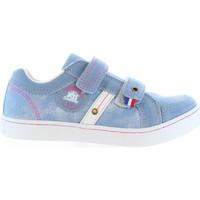 Chaussures Garçon Baskets basses Xti 53661 Azul