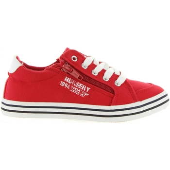 Chaussures Fille Baskets basses Xti 53662 Rojo