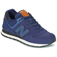 Chaussures Baskets basses New Balance ML574 Marine