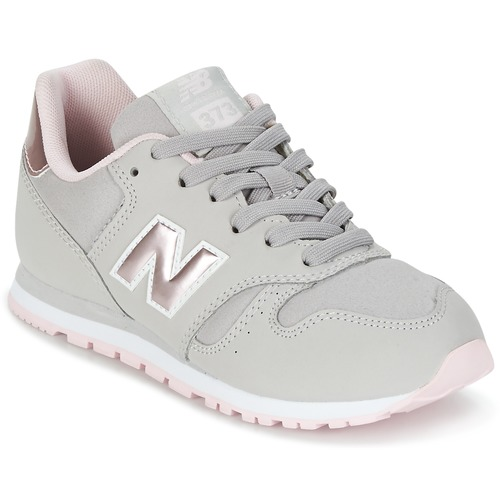 new balance kj374 gris rose chaussures baskets basses. Black Bedroom Furniture Sets. Home Design Ideas