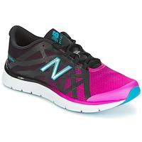 Chaussures Femme Fitness / Training New Balance WX811 Rose / Noir