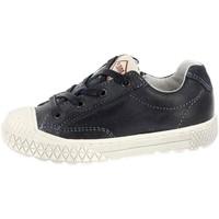 Chaussures Garçon Baskets basses Palladium tudy bleu
