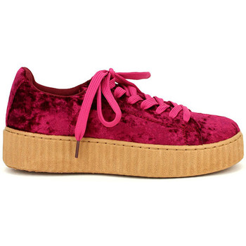 Chaussures Femme Baskets basses Cendriyon Baskets Bordeaux Chaussures Femme, Bordeaux