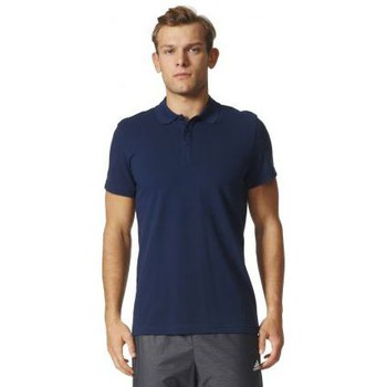 Vêtements Homme Polos manches courtes adidas Originals Polo Essentials Base  bleu Marine