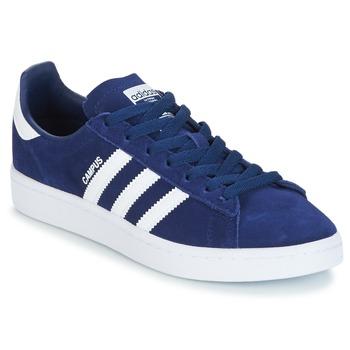 Chaussures Garçon Baskets basses adidas Originals CAMPUS J Marine
