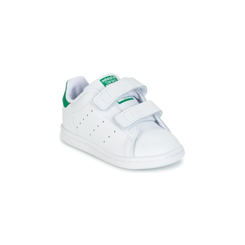 adidas Originals Stan Smith CF, Baskets garçon