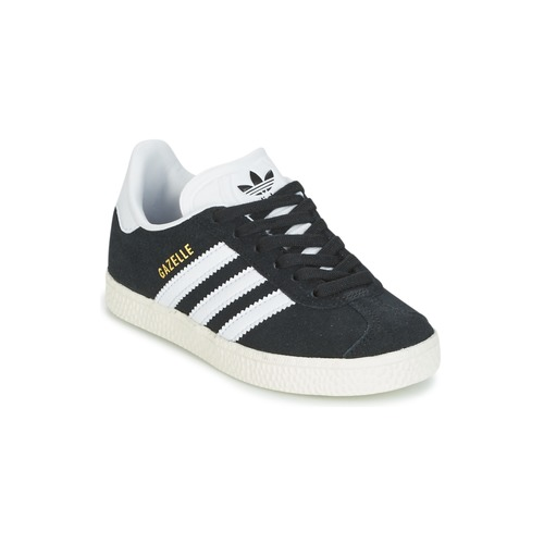separation shoes f0f08 f88fa Chaussures Enfant Baskets basses adidas Originals GAZELLE C Noir