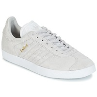 Chaussures Baskets basses adidas Originals GAZELLE Gris