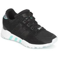 Chaussures Femme Baskets basses adidas Originals EQT SUPPORT RF W Noir