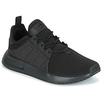 Chaussures Enfant Baskets basses adidas Originals X_PLR Noir