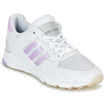 Chaussures Femme Baskets basses adidas Originals EQT SUPPORT RF W Blanc