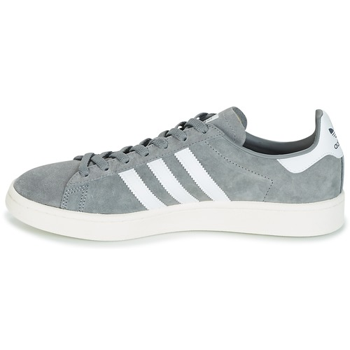 Originals Campus Basses Adidas Baskets Gris TlFKcJ31