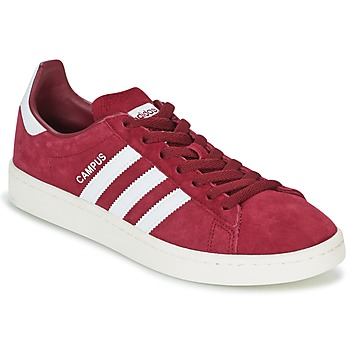 Chaussures Baskets basses adidas Originals CAMPUS Bordeaux