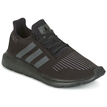 Chaussures Enfant Baskets basses adidas Originals SWIFT RUN J Noir