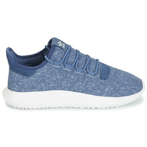 Adidas Originals Homme Tubular Basses Baskets Bleu Shadow Ovw80mNn