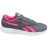 Chaussures Enfant Running / trail Reebok Sport Royal EC Ride FS Alloy Rose-Gris