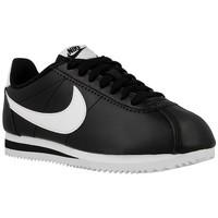 Chaussures Homme Baskets mode Nike WMNS CLASSIC CORTEZ LEA Noir