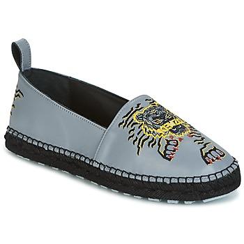 Chaussures Femme Espadrilles Kenzo KUMI Gris