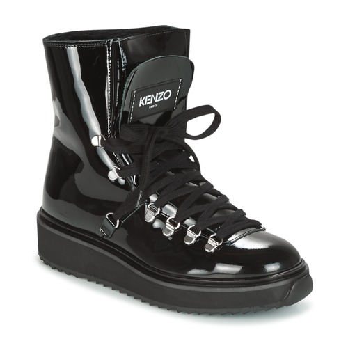 Chaussures Femme Bottes de neige Kenzo ALASKA Noir