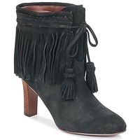 Chaussures Femme Bottines See by Chloé FLIREL Noir