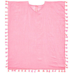 Vêtements Fille Tuniques Seafolly Tunique Enfant  Summer Essentials Rose ROSE