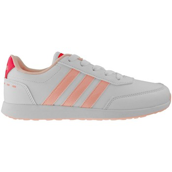 Chaussures Enfant Baskets basses adidas Originals Switch VS K Blanc