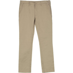 Vêtements Femme Chinos / Carrots Cheap Monday Pantalon  Slim Chino Beige Femme Beige