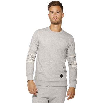 Vêtements Femme Pulls Project X Sweat HOMME - 88152201_GRIS Gris