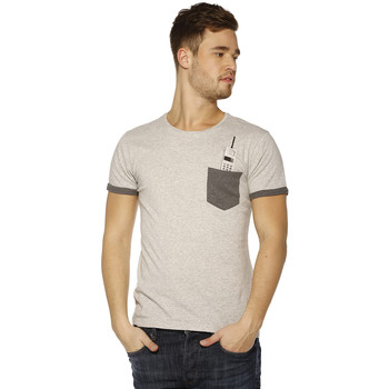 Vêtements Femme Vestes Japan Rags T-shirt HOMME - HALO_GREY MELANGE Gris