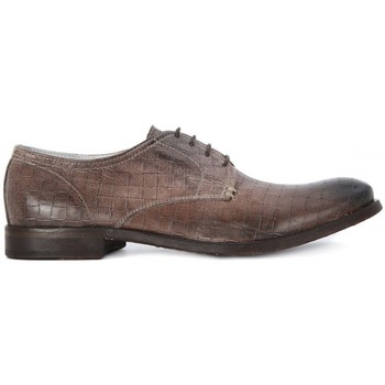 Chaussures Homme Richelieu Pawelk's PAWELKS  TUFFATO TAUPE    144,4