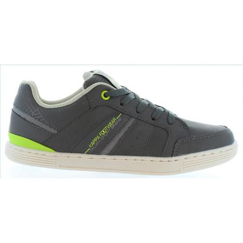 Chaussures Enfant Baskets mode Kappa 303N5Z0 BATOU Gris