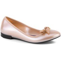 Chaussures Femme Ballerines / babies Lemon Jelly Bow 03 Beige