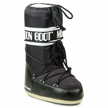 Moon Boot Femme Bottes Neige   Nylon