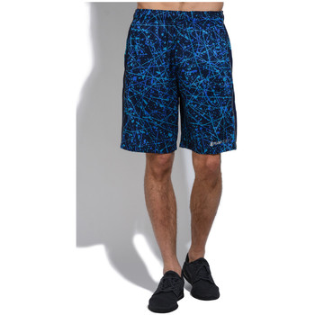 Vêtements Homme Shorts / Bermudas Flow Society Short MAHE bleu marine