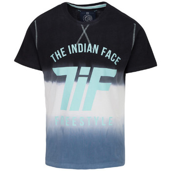 Vêtements Homme T-shirts manches courtes The Indian Face Tee Shirt THOMAS noir