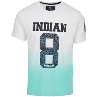Vêtements Homme T-shirts manches courtes The Indian Face Tee Shirt VICTOR bleu