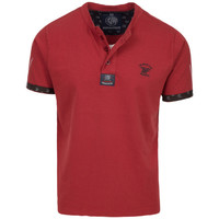 Vêtements Homme Polos manches courtes The Indian Face Tee Shirt TOM rouge