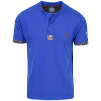 Vêtements Homme Polos manches courtes The Indian Face Tee Shirt TOM bleu