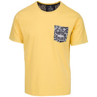 Vêtements Homme T-shirts manches courtes The Indian Face Tee Shirt EDEN jaune